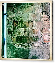 #hipstamatic #minimal #mnml #wall #pell Acrylic Print