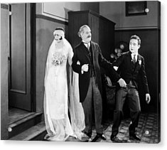 His Marriage Wow, 1925 Acrylic Print by Granger