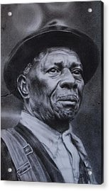 His Story Acrylic Print by Joanna Gates