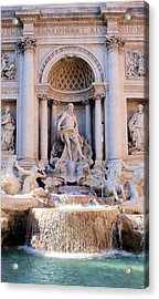 Historical Refreshment Acrylic Print by