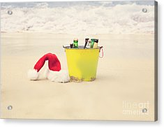 Holiday Cheer Acrylic Print by Kim Fearheiley