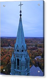 Holy Hill Steeple  Acrylic Print