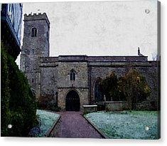 Holy Trinity Church Acrylic Print