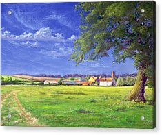 Home Field Acrylic Print