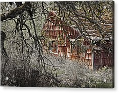 Home Sweet Home Acrylic Print by Mick Anderson