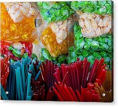 Honey Acrylic Print by Michael Friedman
