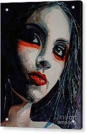 Honky Tonk Woman Acrylic Print by Paul Lovering