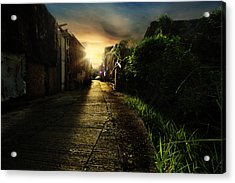 Acrylic Print featuring the photograph Hope by Afrison Ma