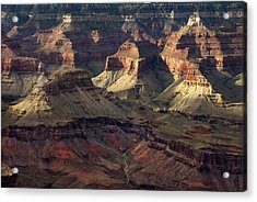Hopi Point Acrylic Print by Cindy Rubin
