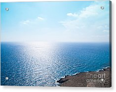 Horizon Acrylic Print by Boris Suntsov