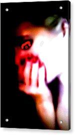 Horror Acrylic Print by Gallery EDGE