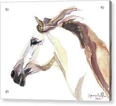 Horse - Julia Acrylic Print