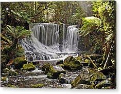 Horseshoe Falls Acrylic Print by Raoul Madden