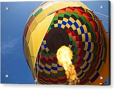 Hot Air Acrylic Print