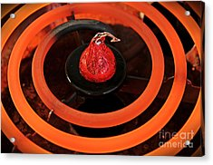 Hot Chocolate Acrylic Print by Luke Moore