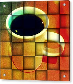 Hot Coffee 02 Acrylic Print