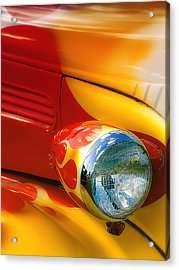 Hot Rod Rgb 01 Acrylic Print