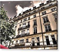 Hotel Adlon - Berlin Acrylic Print