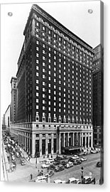 Hotel Pennsylvania, New York City Acrylic Print by Everett