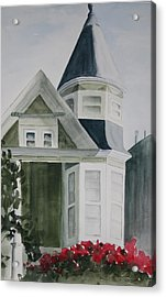 House In San Francisco Acrylic Print