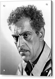House Of Rothschild, Boris Karloff, 1934 Acrylic Print by Everett