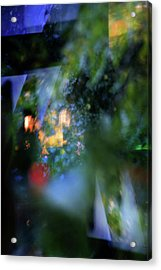 Acrylic Print featuring the photograph Hues - Forms - Feelings   by Richard Piper