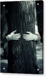 hug Acrylic Print by Joana Kruse