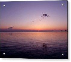 Hull Horizon Acrylic Print