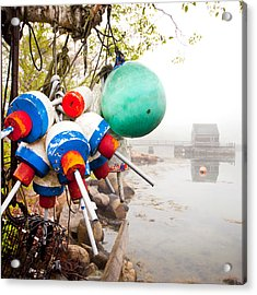 Hung Out To Dry Acrylic Print by Don Powers
