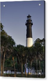 Hunting Island Light Acrylic Print