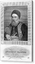 Hussein Dey (1765-1838) Acrylic Print by Granger