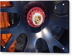Acrylic Print featuring the photograph Hybrid Wheel by John Schneider