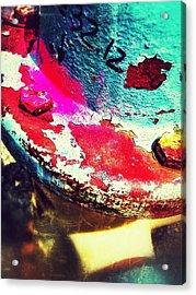 Hydrant 32 Acrylic Print