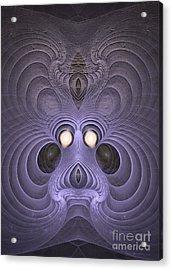Hypnotized Acrylic Print