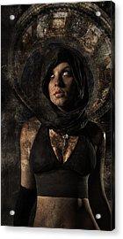 Hypnotized Acrylic Print by Torgeir Ensrud