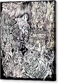 Hysteria Acrylic Print