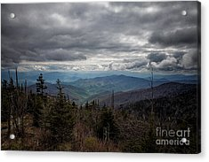 I Can See For Miles Acrylic Print
