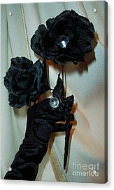 I Love Your Darkness  Acrylic Print by Jozy Me