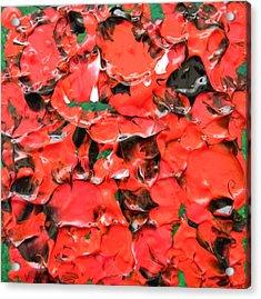 I Remember Acrylic Print by Marwan George Khoury