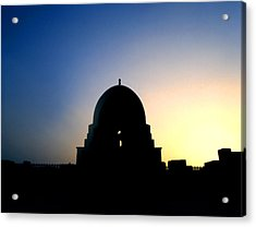 Acrylic Print featuring the photograph Ibn Tulun by David Harding