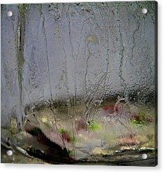 Ice Acrylic Print by Odd Jeppesen