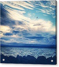 #iceland #icelandic Acrylic Print