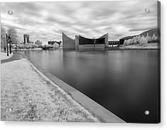 Acrylic Print featuring the photograph Ict Ir by Brian Duram