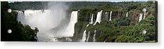 Iguazu Falls Acrylic Print