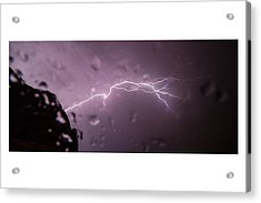 Illuminating Wetness II Acrylic Print by Andreas Hohl