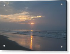 I'm Gonna Get Up And Make My Life Shine Acrylic Print by Bill Cannon