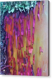 Acrylic Print featuring the digital art Imagination by Richard Laeton