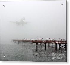Acrylic Print featuring the photograph IMC by Alex Esguerra