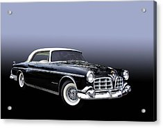 Imperial At 55 Acrylic Print by Bill Dutting