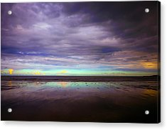 In Between Acrylic Print by Svetlana Sewell
